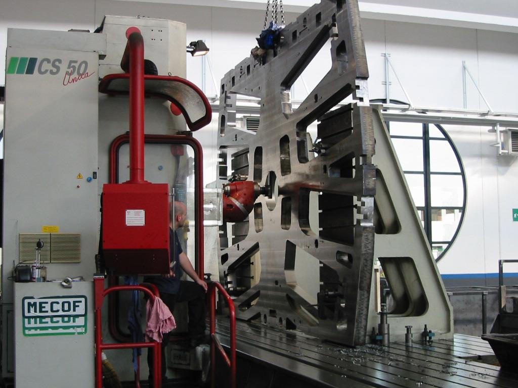 Particolare macchina automatica