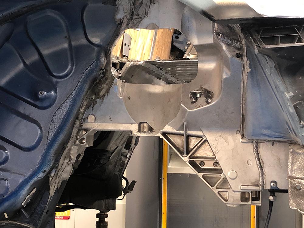 Lavorazione di precisione automotive